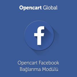 Opencart Facebook Bağlanma Modülü