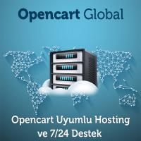 Opencart Uyumlu Hosting 500 MB