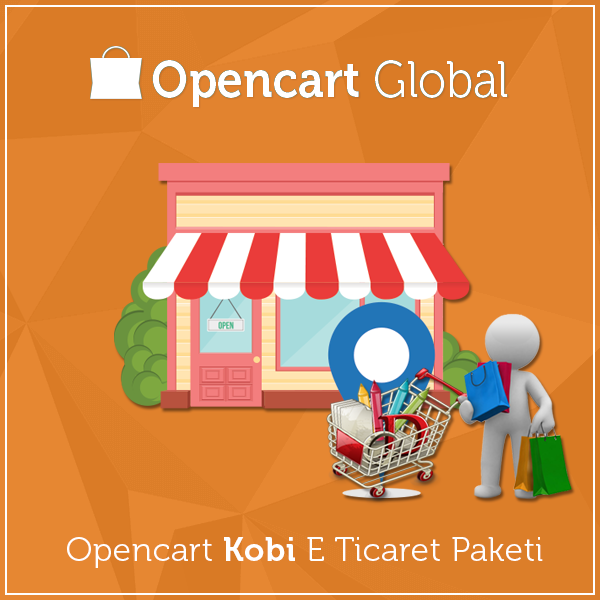 Opencart Kobi E Ticaret Paketi