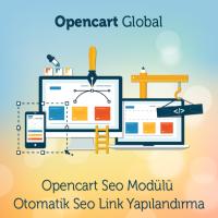 Opencart Seo Modülü Otomatik Seo Link Yapılandırma..