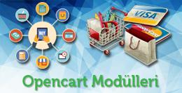 Opencart Modülleri