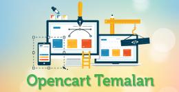 Opencart Temaları