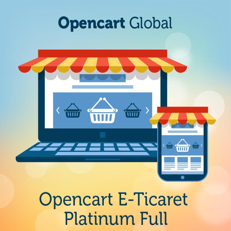Opencart E Ticaret Full