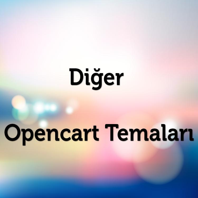Opencart Temalar